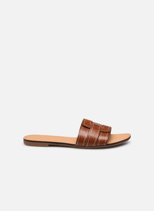 Zuecos Vagabond Shoemakers TIA 4931-408 Marrón vistra trasera