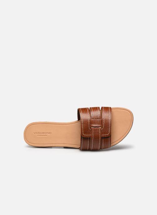 Zoccoli Vagabond Shoemakers TIA 4931-408 Marrone immagine sinistra
