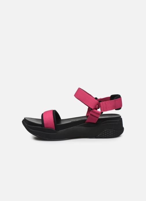Sandalias Vagabond Shoemakers LORI Rosa vista de frente