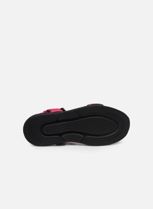 Sandalias Vagabond Shoemakers LORI Rosa vista de arriba