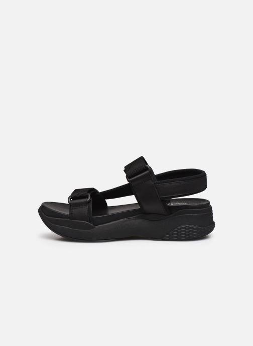 Sandalias Vagabond Shoemakers LORI Negro vista de frente