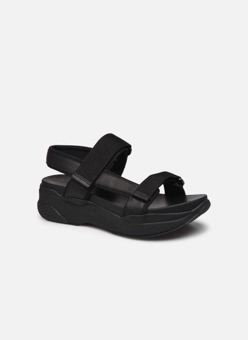 Sandalias Vagabond Shoemakers LORI Negro vista de detalle / par