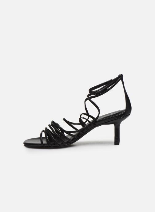 Sandalias Vagabond Shoemakers AMANDA 4905-001 Negro vista de frente