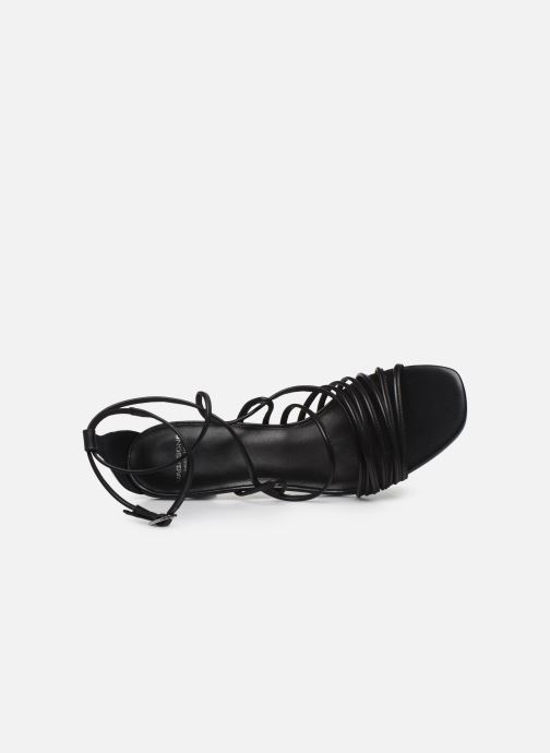 Sandalen Vagabond Shoemakers AMANDA 4905-001 Zwart links
