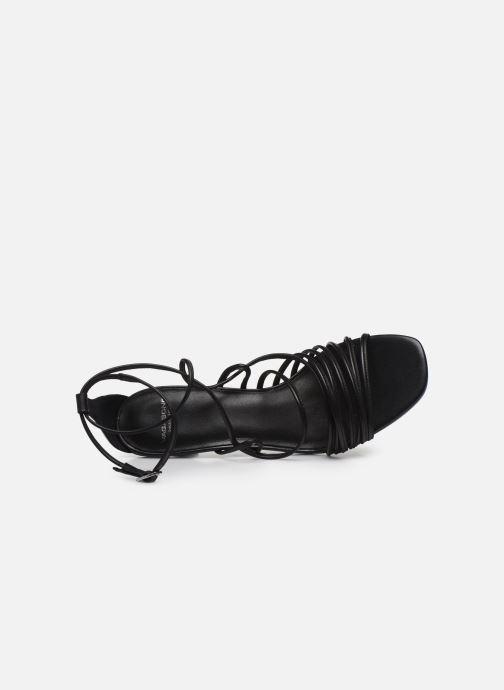 Sandali e scarpe aperte Vagabond Shoemakers AMANDA 4905-001 Nero immagine sinistra