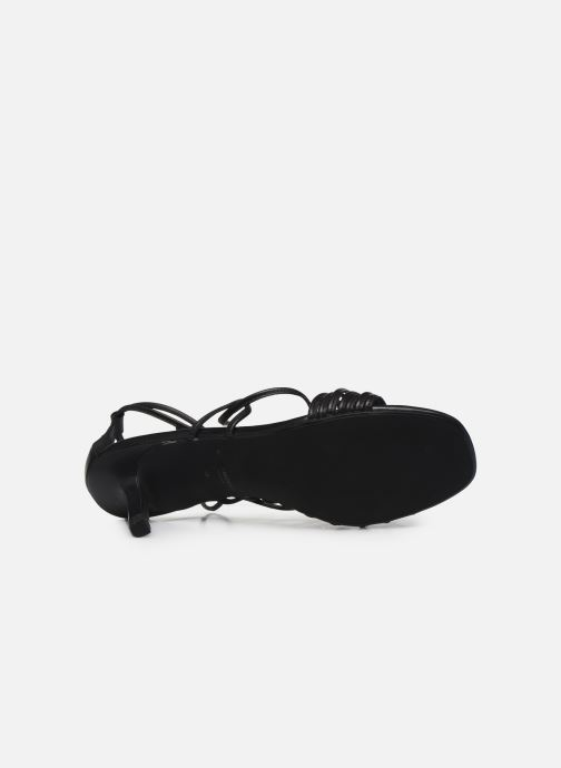 Sandalias Vagabond Shoemakers AMANDA 4905-001 Negro vista de arriba