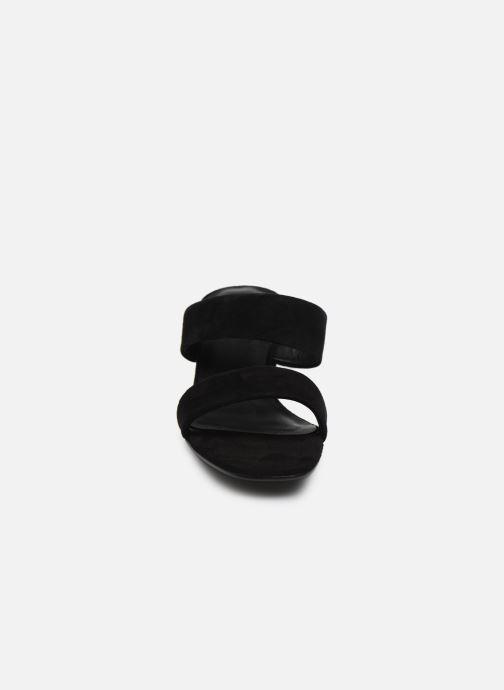 Zoccoli Vagabond Shoemakers ELENA 4935 Nero modello indossato