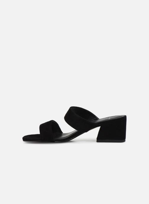 Zoccoli Vagabond Shoemakers ELENA 4935 Nero immagine frontale