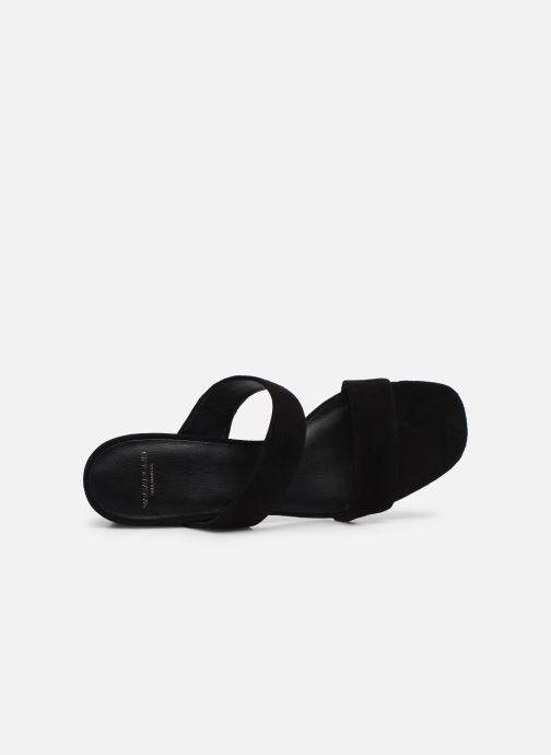 Mules & clogs Vagabond Shoemakers ELENA 4935 Black view from the left