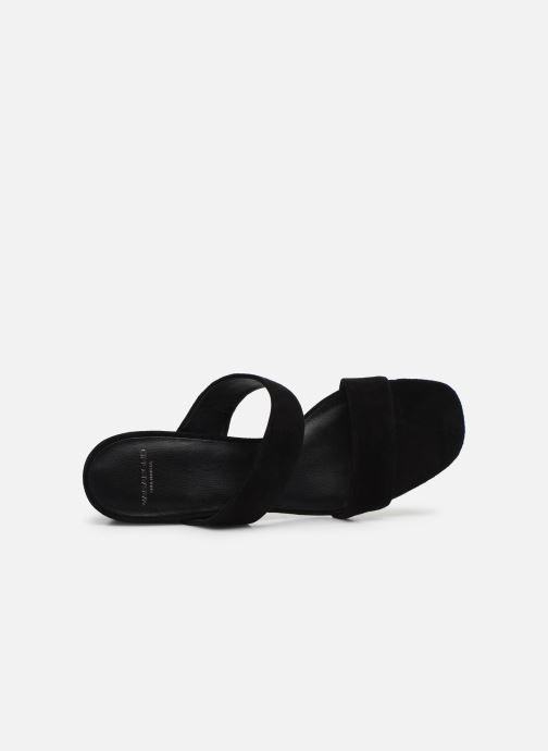 Zoccoli Vagabond Shoemakers ELENA 4935 Nero immagine sinistra
