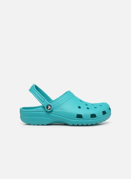 Sandals Crocs Classic F M Green back view