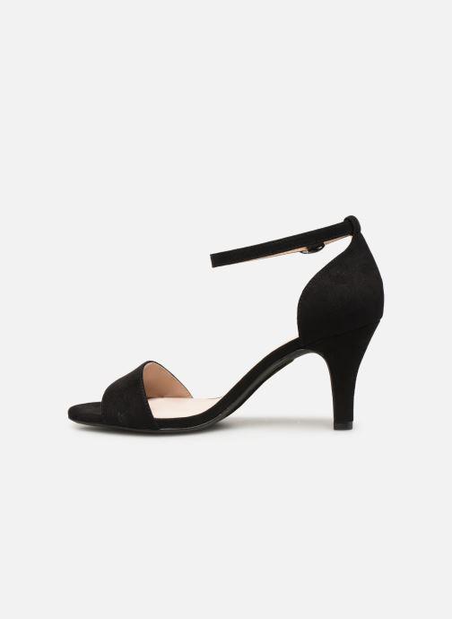 Sandalias Bianco BIAADORE Basic Sandal Negro vista de frente