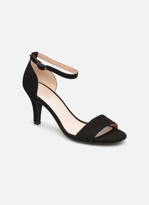 Sandalias Bianco BIAADORE Basic Sandal Negro vista de detalle / par