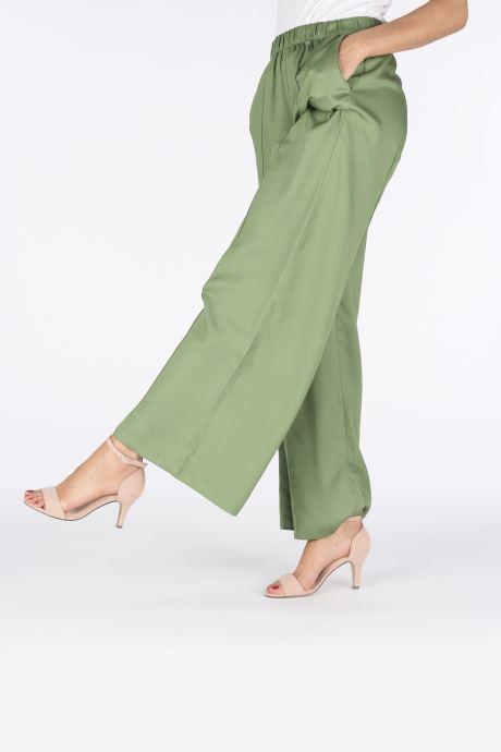 Sandales et nu-pieds Bianco BIAADORE Basic Sandal Rose vue bas / vue portée sac