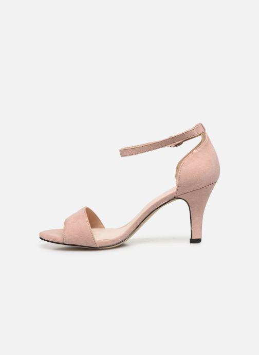 Sandales et nu-pieds Bianco BIAADORE Basic Sandal Rose vue face
