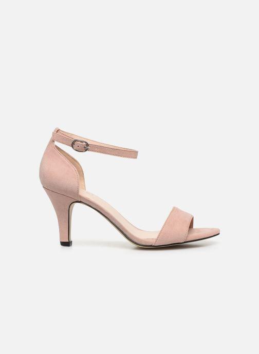 Sandales et nu-pieds Bianco BIAADORE Basic Sandal Rose vue derrière