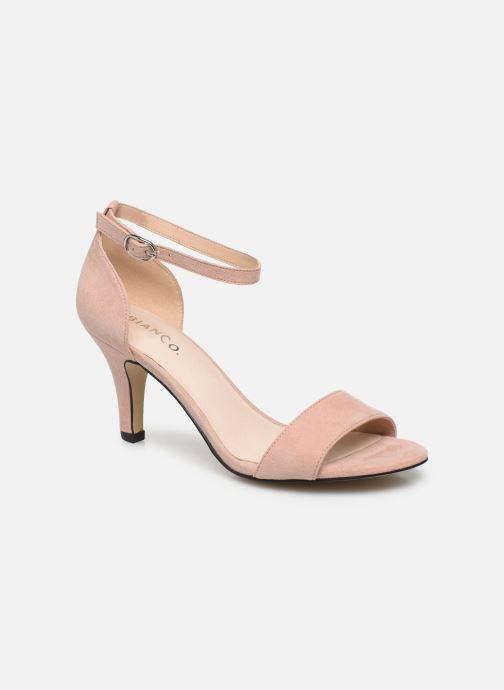 Sandales et nu-pieds Bianco BIAADORE Basic Sandal Rose vue détail/paire