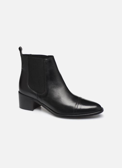 Ankelstøvler Bianco BIACAROL Dress Chelsea Sort detaljeret billede af skoene