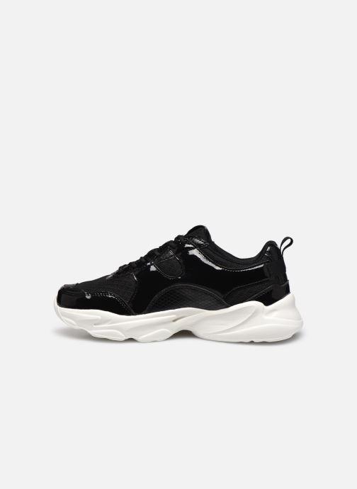 Baskets Bianco BIACASE Sneaker Noir vue face
