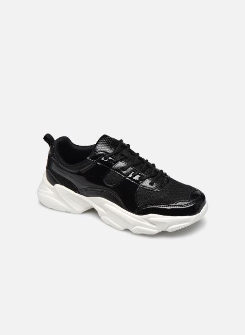 Deportivas Bianco BIACASE Sneaker Negro vista de detalle / par