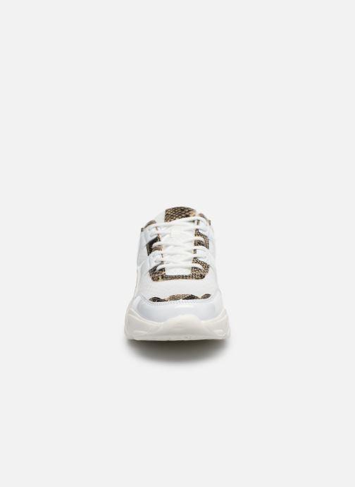 Baskets Bianco BIACASE Sneaker Blanc vue portées chaussures