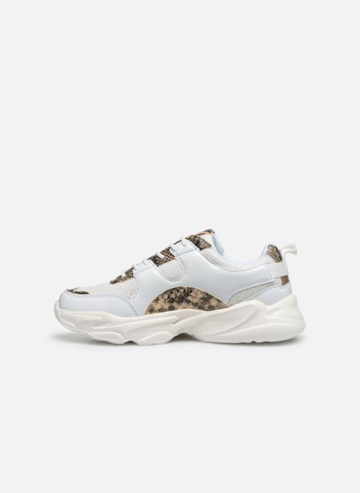 Baskets Bianco BIACASE Sneaker Blanc vue face
