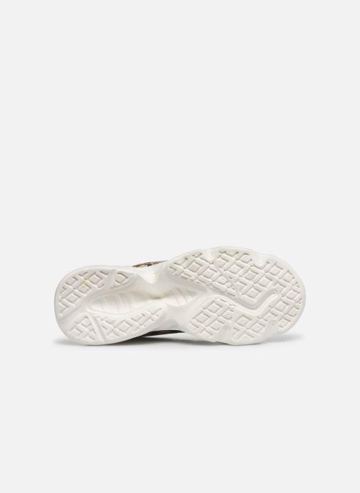 Baskets Bianco BIACASE Sneaker Blanc vue haut