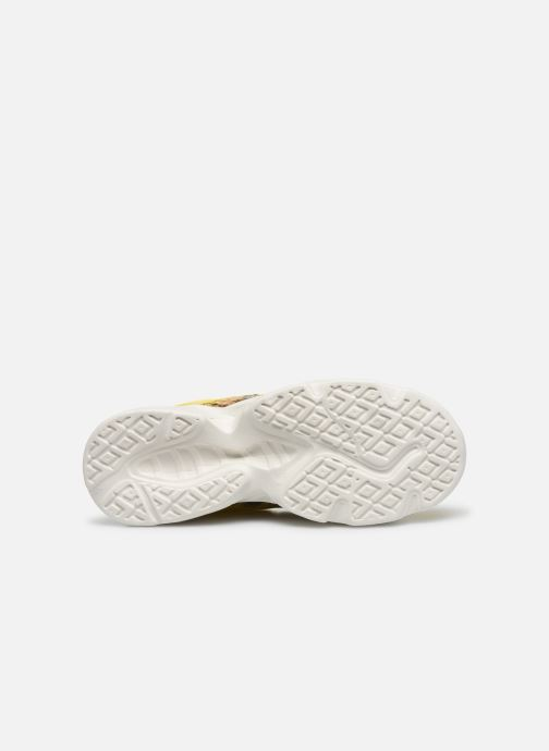 Sneakers Bianco BIACASE Sneaker Giallo immagine dall'alto