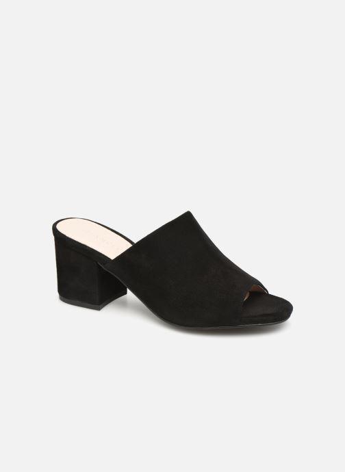 Mules et sabots Bianco BIACATE Suede Mule Sandal Noir vue détail/paire