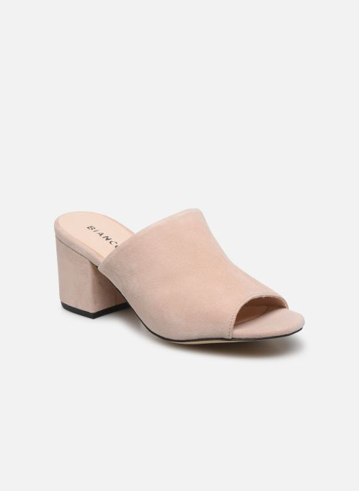 BIACATE Suede Mule Sandal