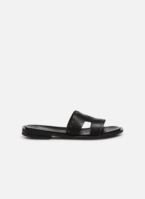 Mules et sabots Bianco BIADARLA Leather Studs Sandal Noir vue derrière