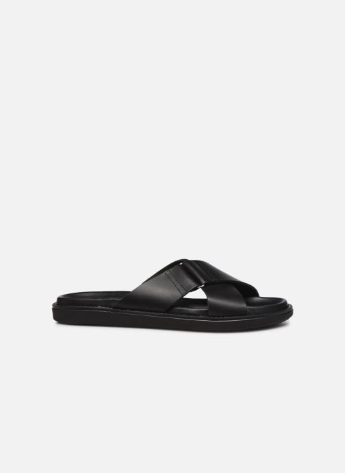 Bianco Biadebbie Leather Cross Sandal (zwart) - Wedges(432283)