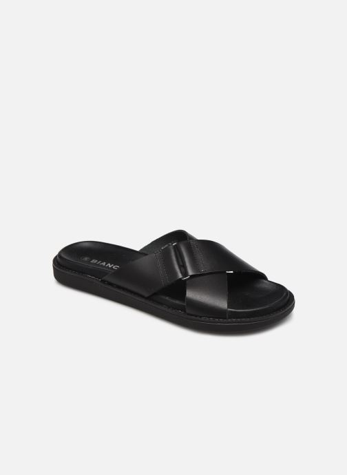 Wedges Dames BIADEBBIE Leather Cross Sandal