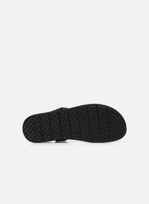 Sandalen Bianco BIADEBBIE Leather Strap Sandal Zwart boven
