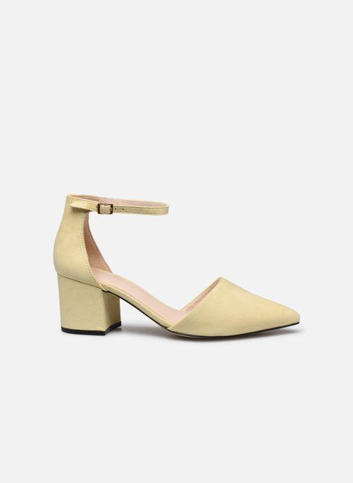 Zapatos de tacón Bianco BIADIVIVED Pump Amarillo vistra trasera