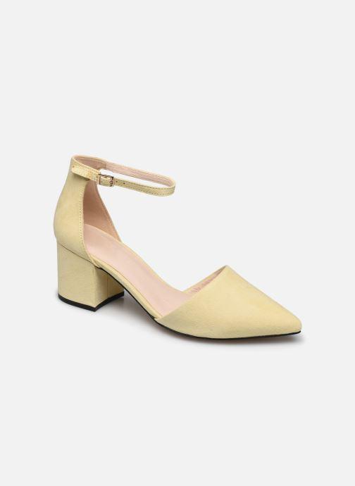 Zapatos de tacón Bianco BIADIVIVED Pump Amarillo vista de detalle / par