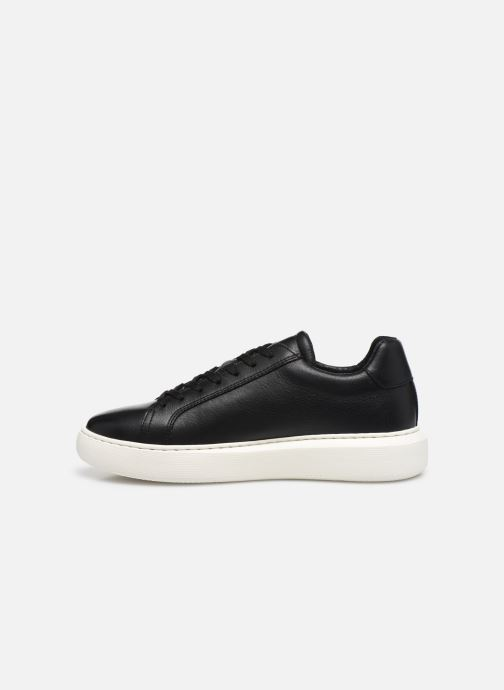 Sneakers Bianco BIAKING Clean Leather Sneaker Nero immagine frontale