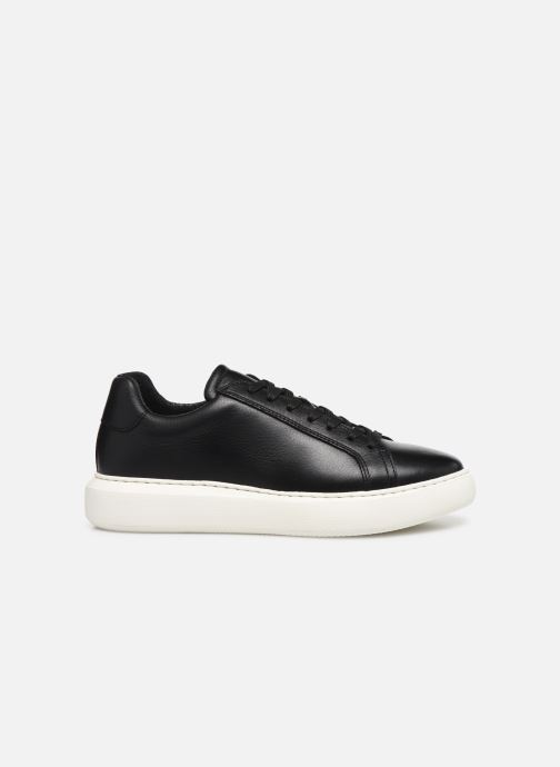 Sneakers Bianco BIAKING Clean Leather Sneaker Nero immagine posteriore
