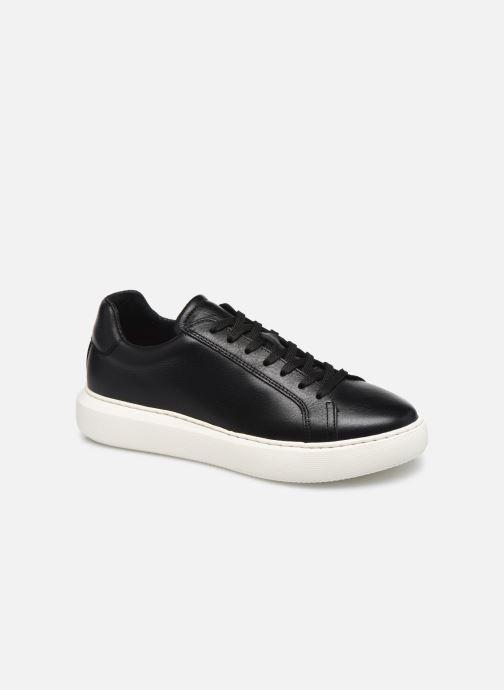 Baskets Bianco BIAKING Clean Leather Sneaker Noir vue détail/paire