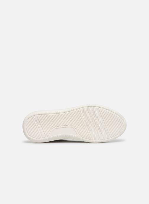 Baskets Bianco BIAKING Clean Leather Sneaker Blanc vue haut