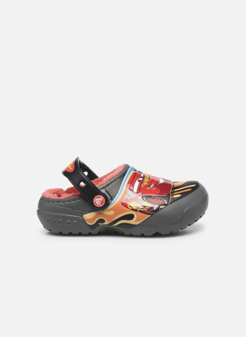 Sandalen Crocs FL Cars Lined Clog K grau ansicht von hinten
