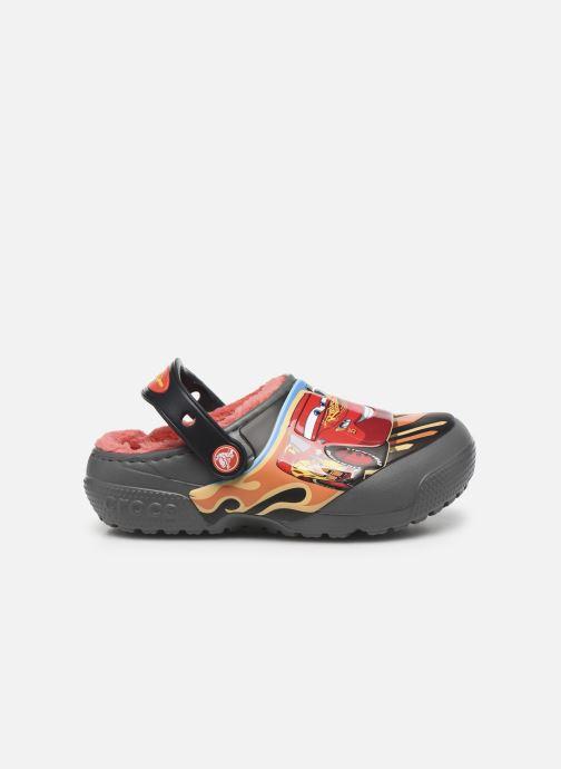 Sandales et nu-pieds Crocs FL Cars Lined Clog K Gris vue derrière