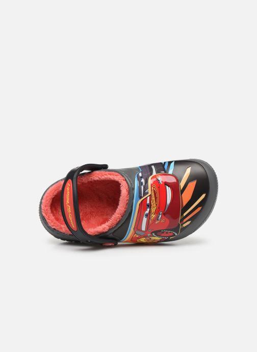 Sandales et nu-pieds Crocs FL Cars Lined Clog K Gris vue gauche
