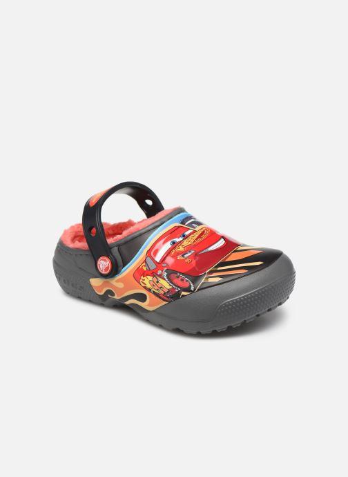 Sandalen Crocs FL Cars Lined Clog K grau detaillierte ansicht/modell