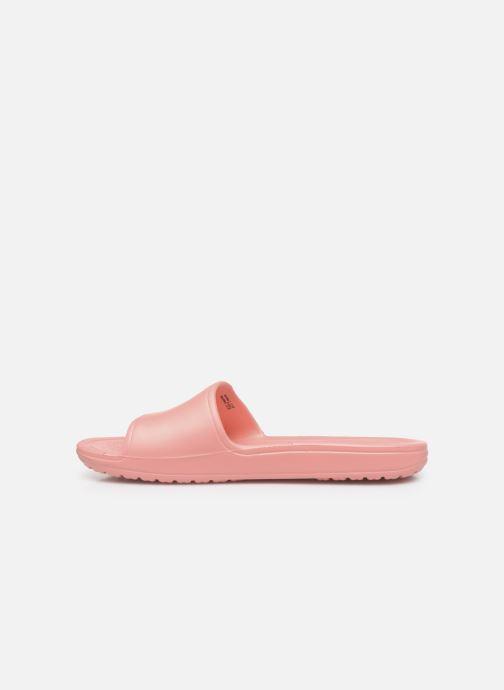 Sandals Crocs Sloanev Slide W Orange front view