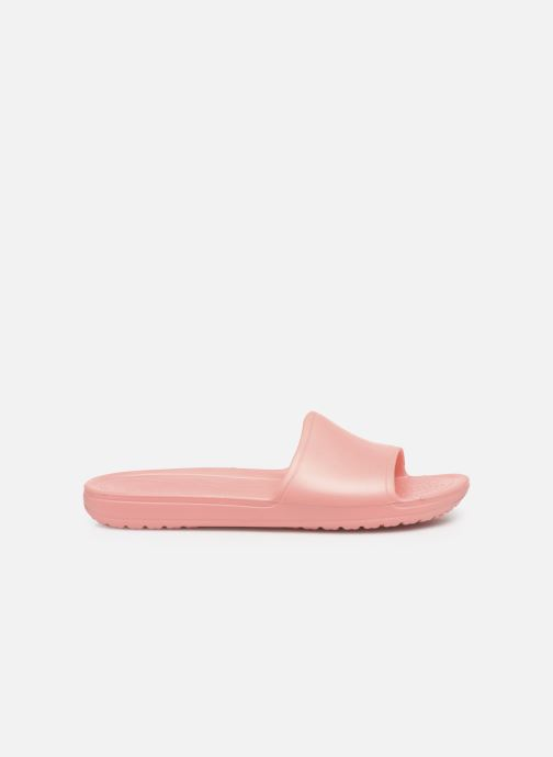 Sandals Crocs Sloanev Slide W Orange back view