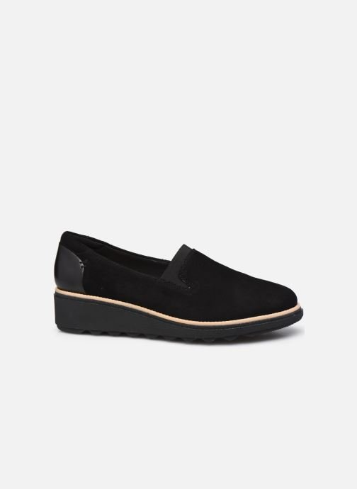 Loafers Clarks Sharon Dolly Sort se bagfra