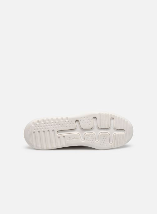 Sneakers Clarks Sift Lace Argento immagine dall'alto