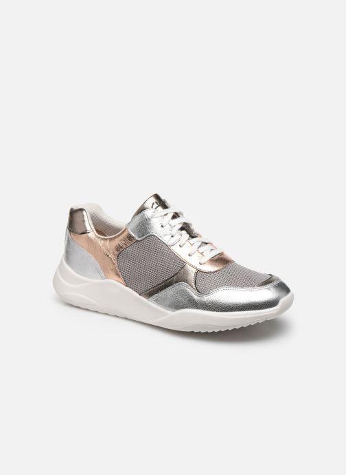 Sneakers Clarks Sift Lace Argento vedi dettaglio/paio