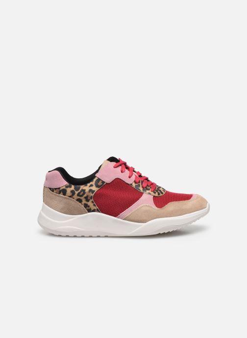 Sneakers Clarks Sift Lace Roze achterkant
